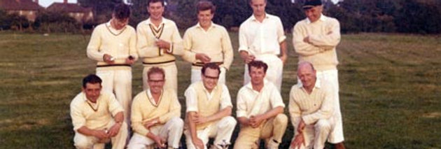 Eydon Cricket Club 1960s