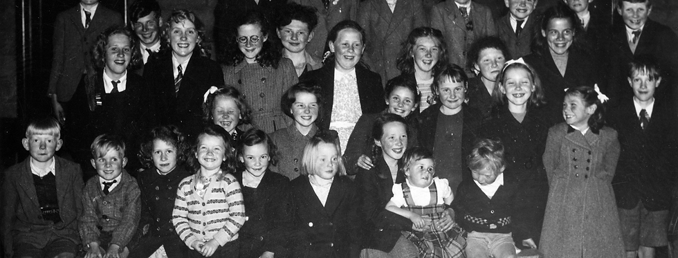 Merry Comrades, early 1950s