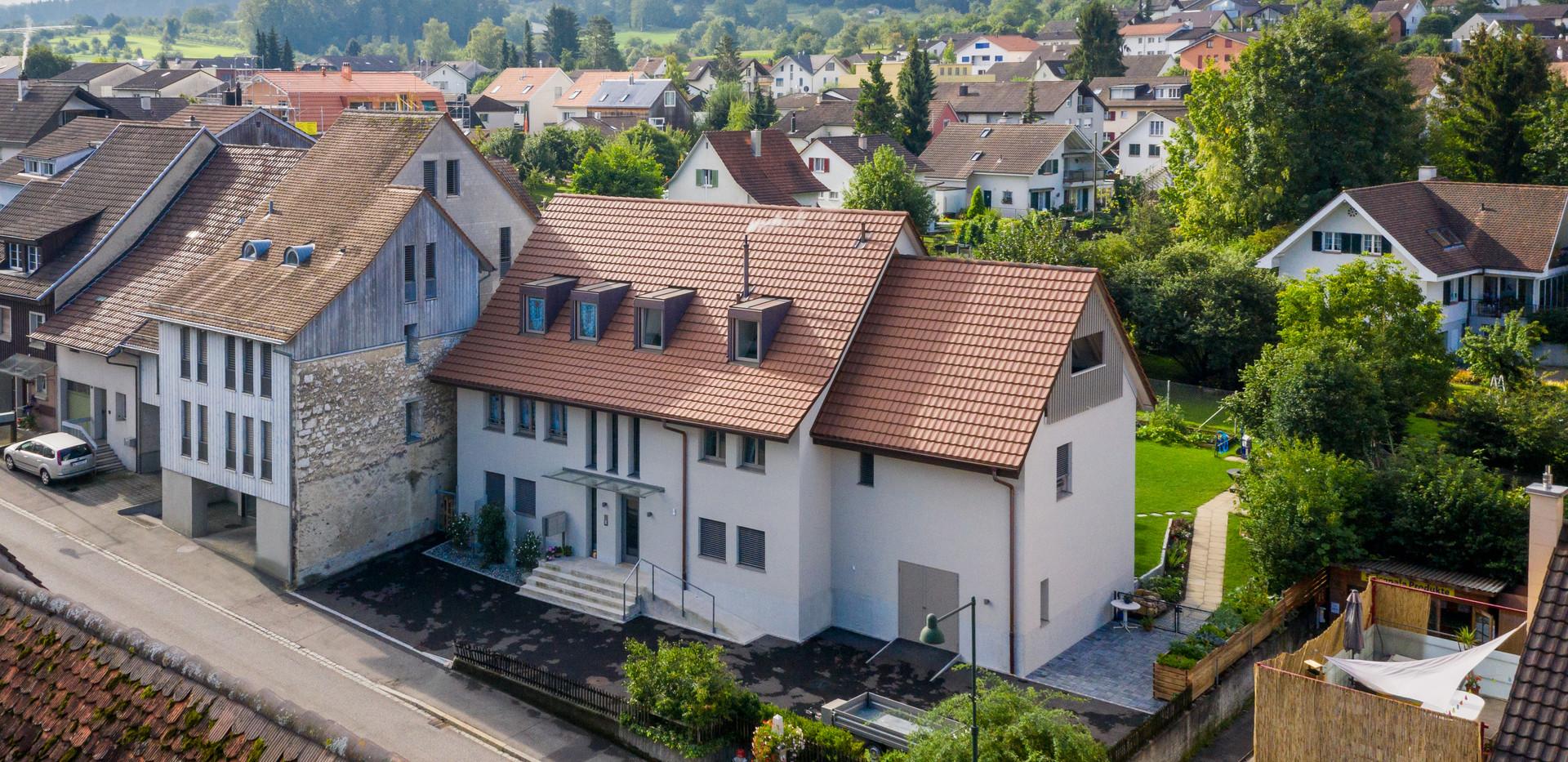 Aeschstrasse Ettingen