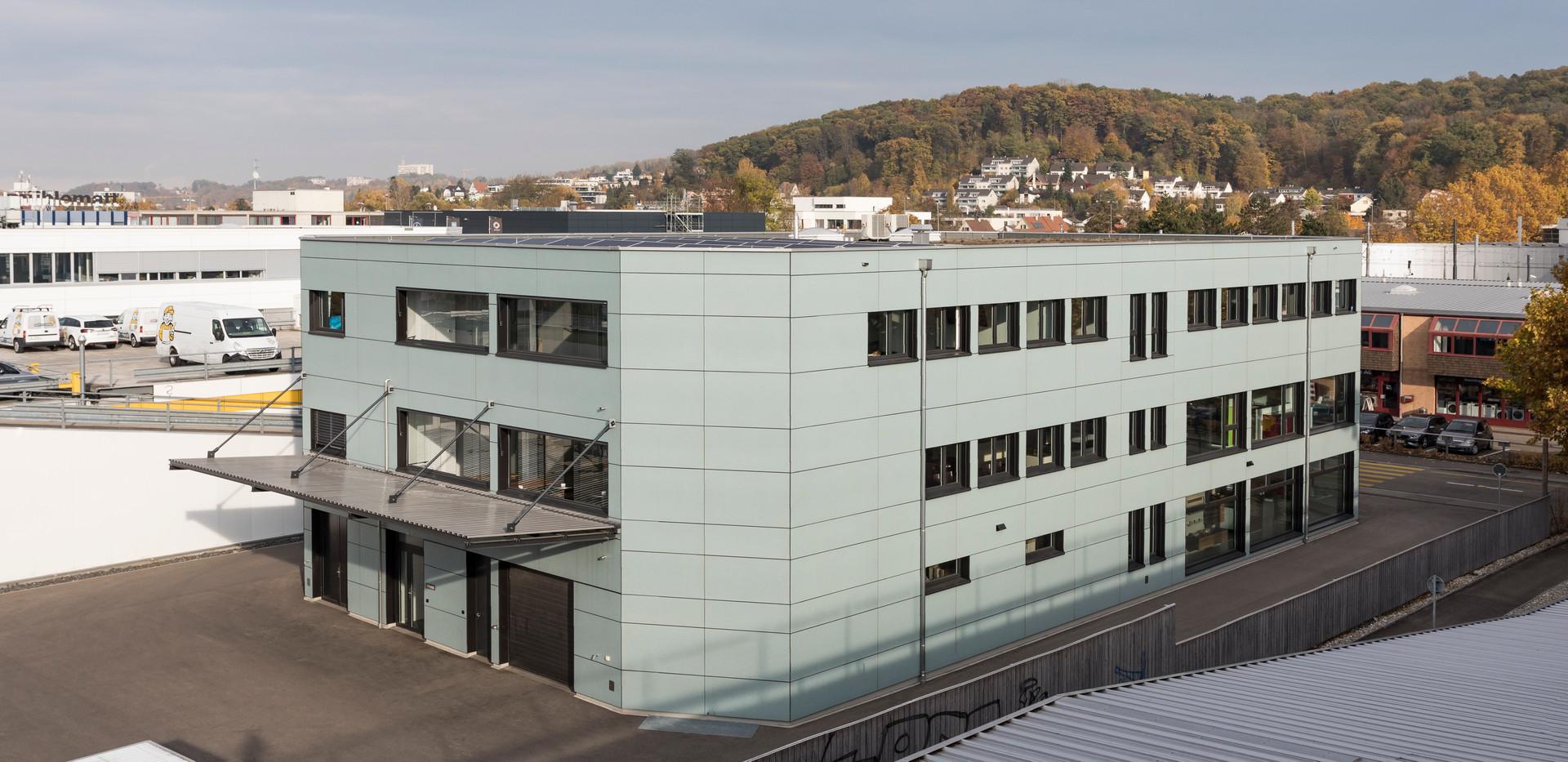 Mühlemattstrasse Oberwil