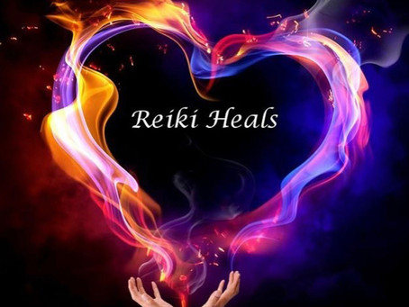 Reiki; hand on healing, your first session explained.