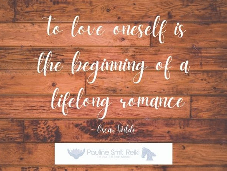 Affirmations and how they can help you start a 'lifelong romance' with yourself.