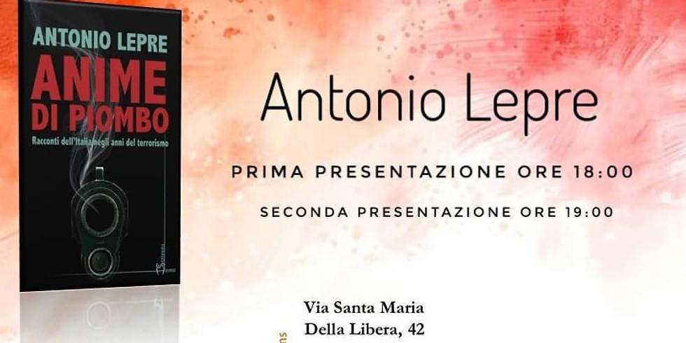 Incontri d'autore - Antonio Lepre