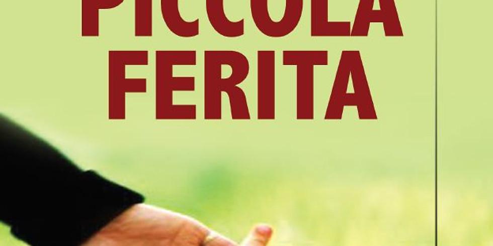 """Ermanno Carnevale presenta """"Solo una piccola ferita"""" alla libreria Raffaello Vomero"""