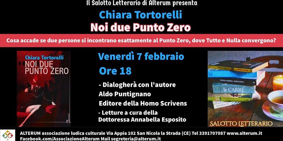 "Chiara Tortorelli presenta ""Noi due punto zero"" a San Nicola la strada (CE)"