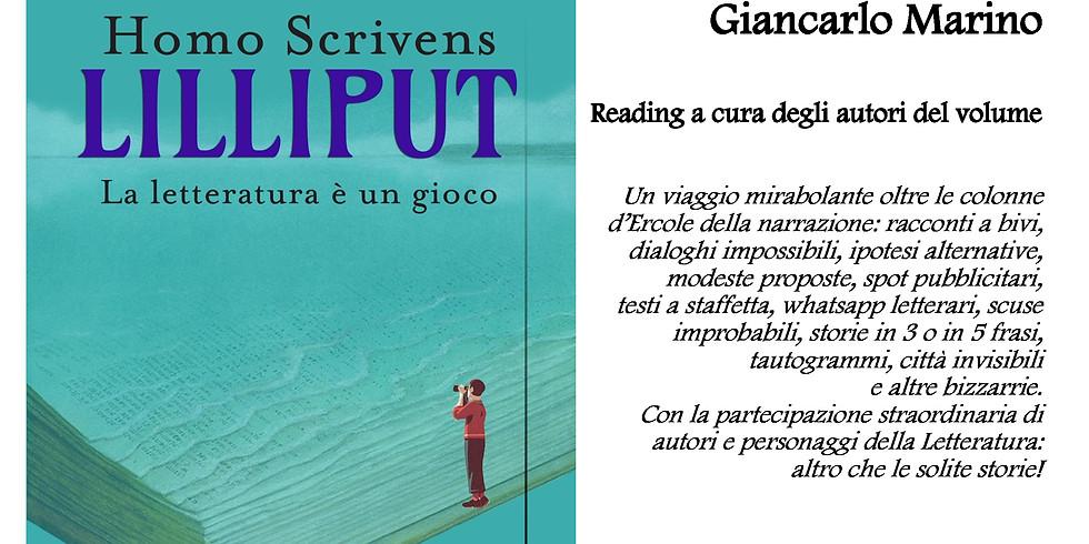 """Homo Scrivens presenta """"Lilliput"""" presso la chiesa di San Gennaro al Vomero"""