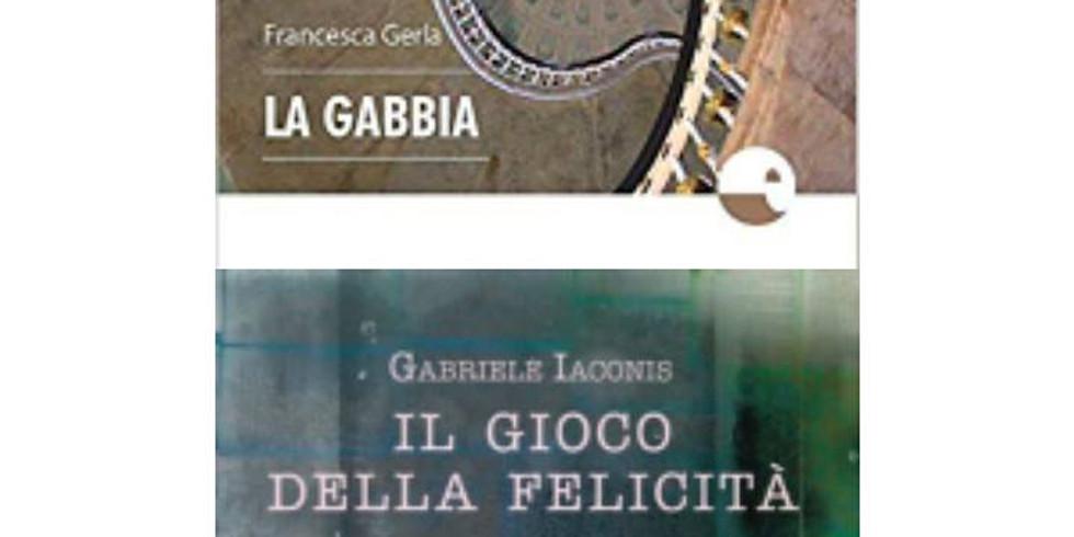 """Gabriele Iaconis presenta """"Il gioco della felicità"""" a Gaeta (LT)"""