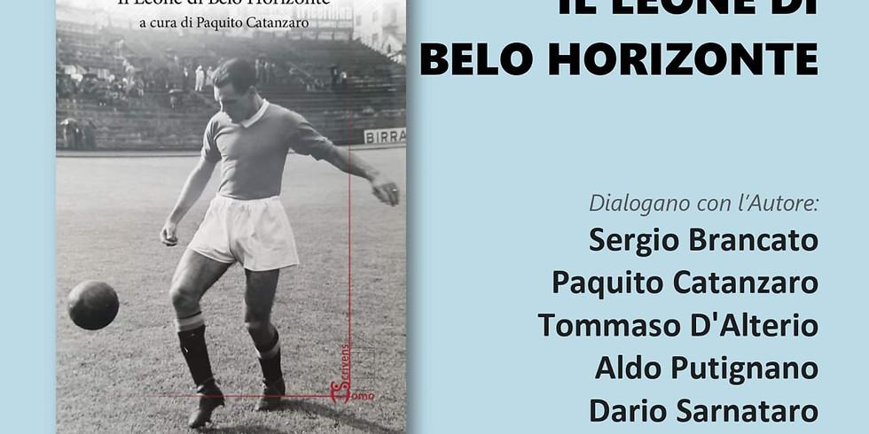 """Luis Vinicio presenta """"Il Leone di Belo Horizonte"""" alla libreria Iocisto"""