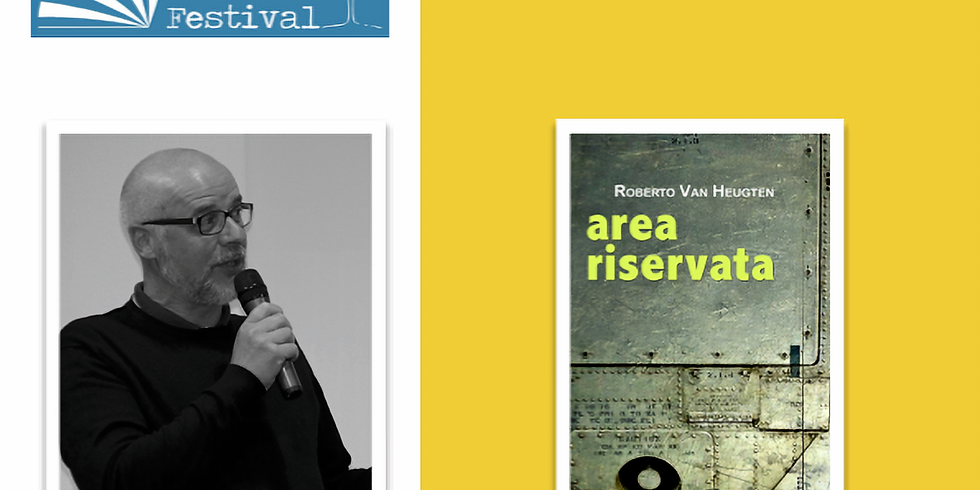 "Roberto van Heugten presenta ""Area riservata"" a Tignale ""BS)"