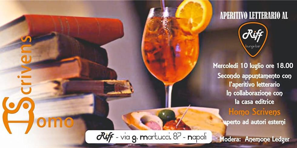 Aperitivo letterario presso il Riff di Napoli