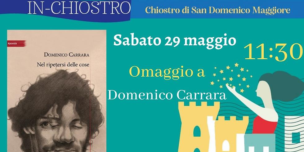 Omaggio a Domenico Carrara
