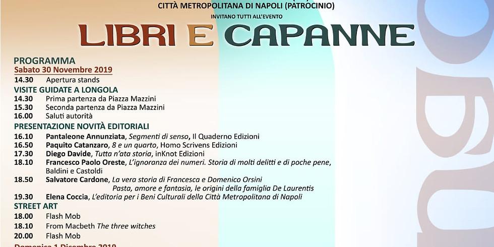 """Paquito Catanzaro presenta """"8 e un quarto"""" a Poggiomarino (NA)"""