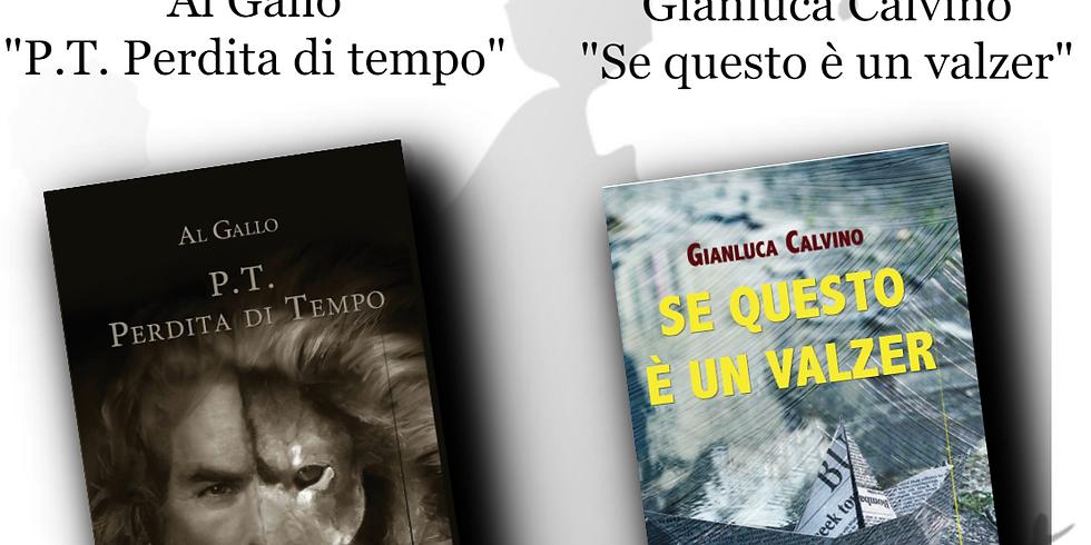 """Al Gallo e Gianluca Calvino ospiti della rassegna """"in-Chiostro"""""""