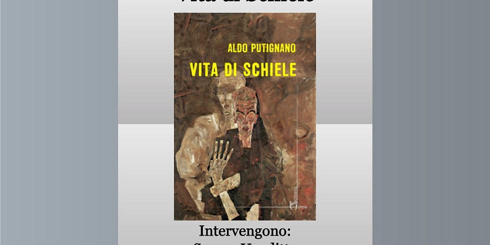 """Aldo Putignano presenta """"Vita di Schiele"""" ad Aversa"""