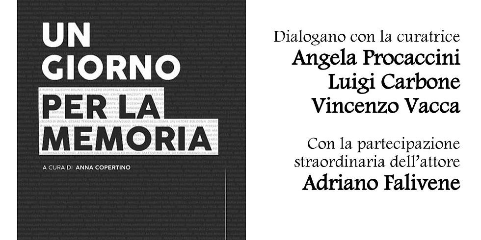 """Presentazione de """"Un giorno per la memoria"""" presso The Spark Mondadori Bookstore"""