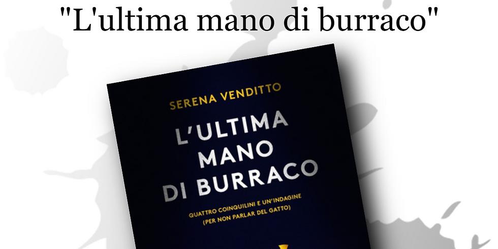 """Serena Venditto presenta """"L'ultima mano di burraco"""" al Chiostro di San Domenico Maggiore"""