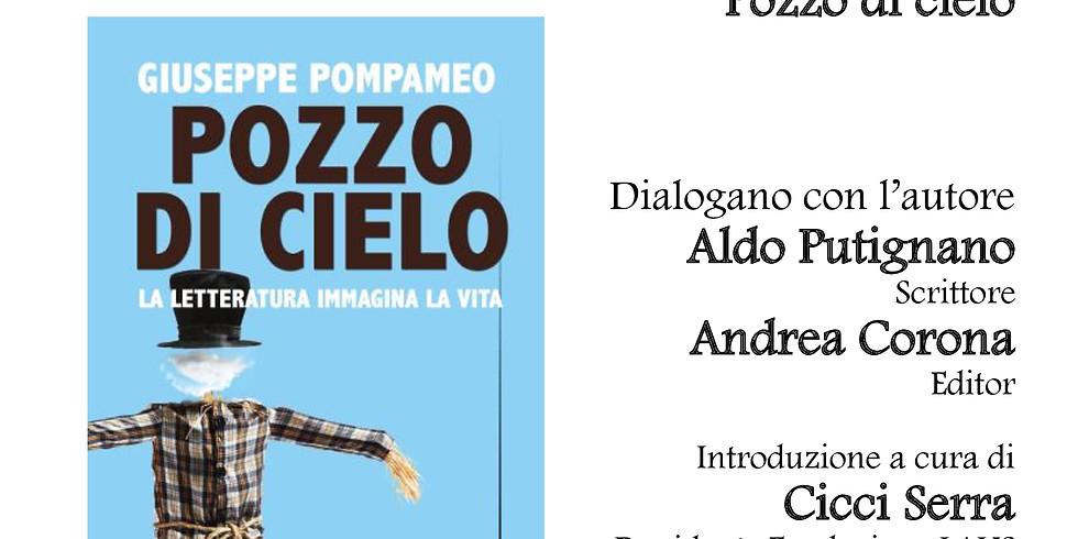 """Giuseppe Pompameo presenta """"Pozzo di cielo"""" presso l'Istituto Pontano di Napoli"""