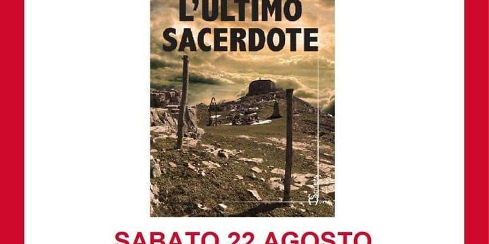 "Valeria Sara Papini presenta ""L'ultimo sacerdote"" a Grosseto"