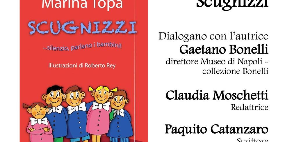 """Marina Topa presenta """"Scugnizzi"""" presso la Fondazione Casa dello Scugnizzo"""