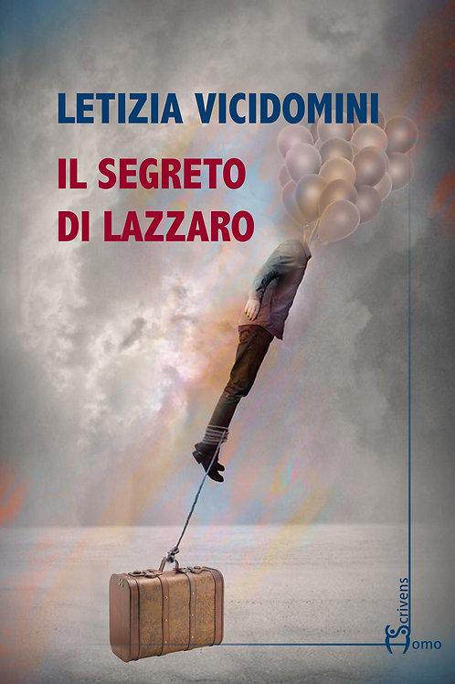 Il segreto di Lazzaro - Letizia Vicidomini
