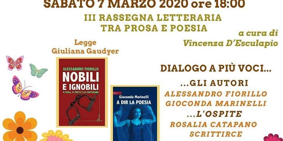 Le quattro stagioni di Homo Scrivens alla libreria Mondadori Rione Alto