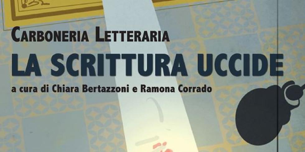 """Carboneria Letteraria presenta """"La scrittura uccide"""" a Bologna"""