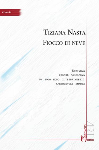 Fiocco di neve - Tiziana Nasta