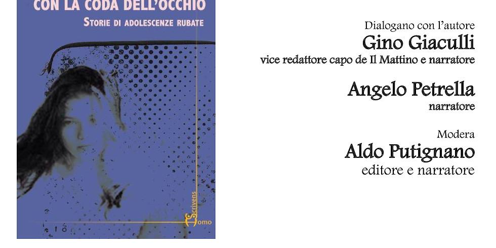 """Raffaele Messina presenta """"Con la coda dell'occhio"""" alla Biblioteca Nazionale di Napoli"""