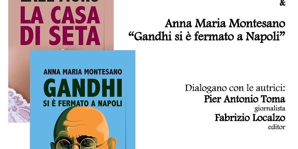 Anna Maria Montesano e Lael Moro ospiti della libreria Vitanova di Napoli