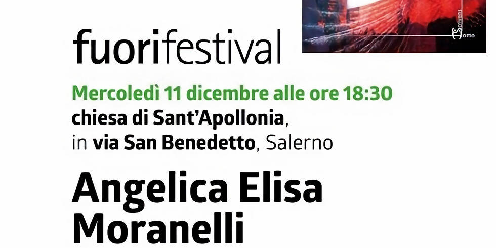 """Prima presentazione di """"Hated"""" di Angelica Moranelli a Salerno"""