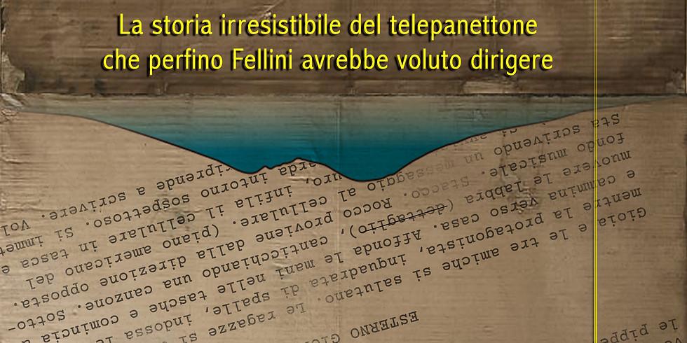 """Prima presentazione di """"8 e un quarto"""" di Paquito Catanzaro alla Biblioteca """"Annalisa Durante"""" di Napoli"""