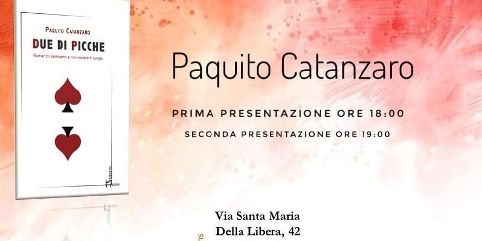 Incontri d'autore - Paquito Catanzaro