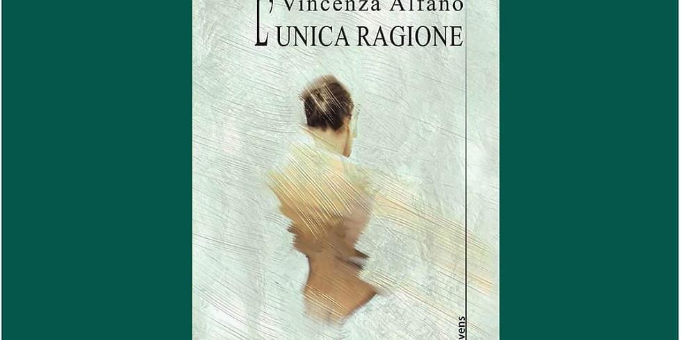 """Vincenza Alfano presenta """"L'unica ragione"""" alla libreria L'Acrobata"""