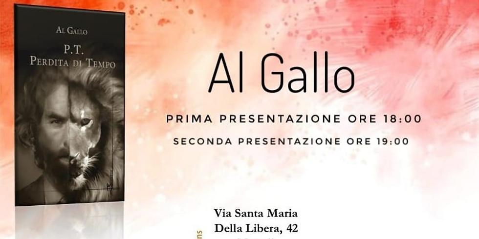 Incontri d'autore - Al Gallo
