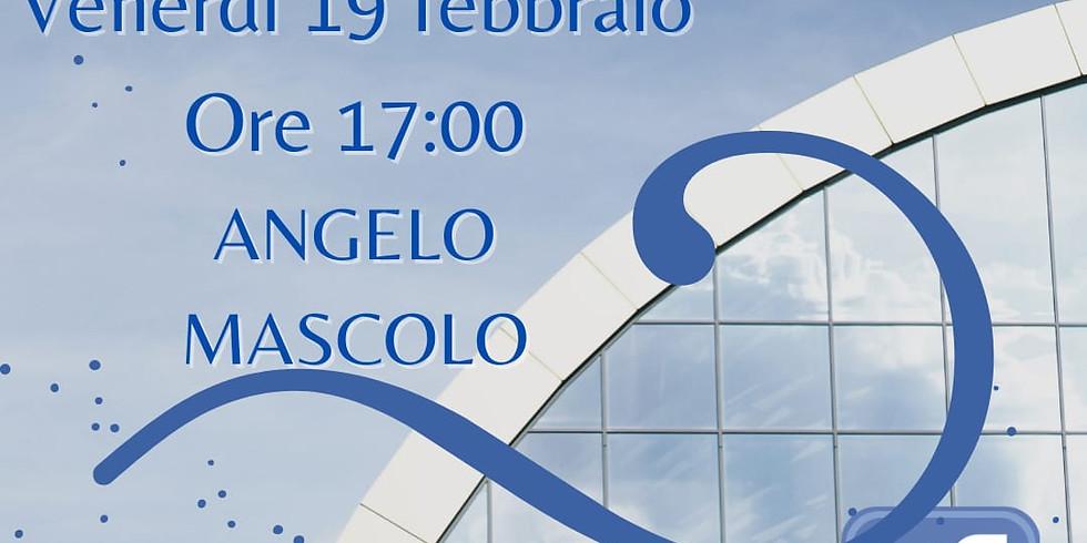 """Angelo Mascolo presenta """"Civico 46"""" sulla pagina facebook di Homo Scrivens"""