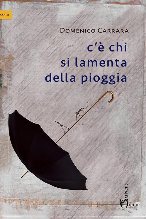 C'è chi si lamenta della pioggia - Domenico Carrara