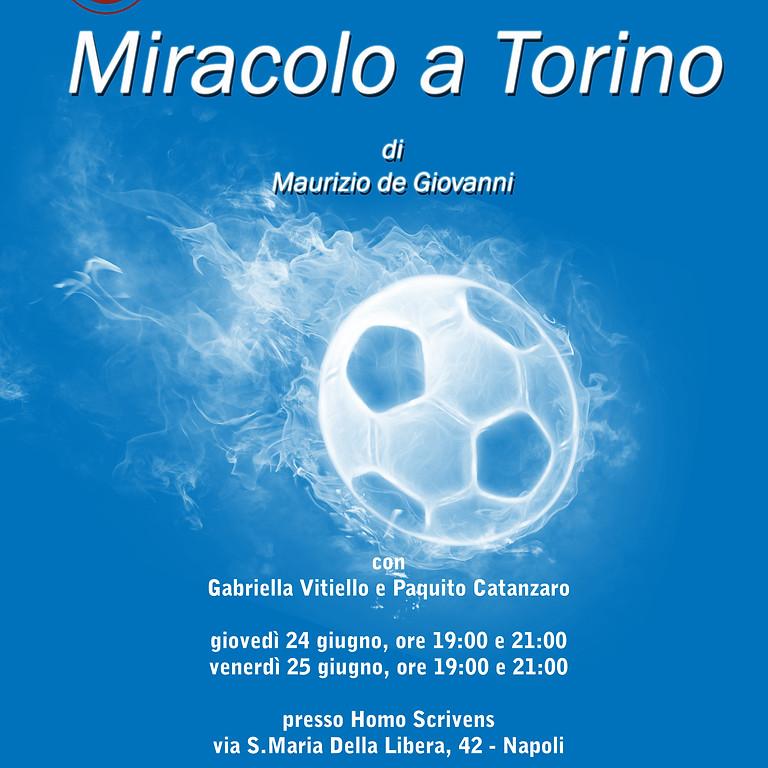 """Parole Alate presenta """"Miracolo a Torino. Lo spettacolo"""" in sede"""