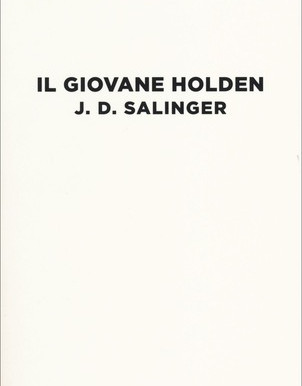 Il giovane Holden (J.D. Salinger)