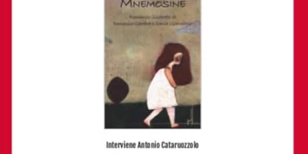 "Domenico Carrara presenta ""Mnemosine"" al Mondadori Bookstore di Grottaminarda (AV)"