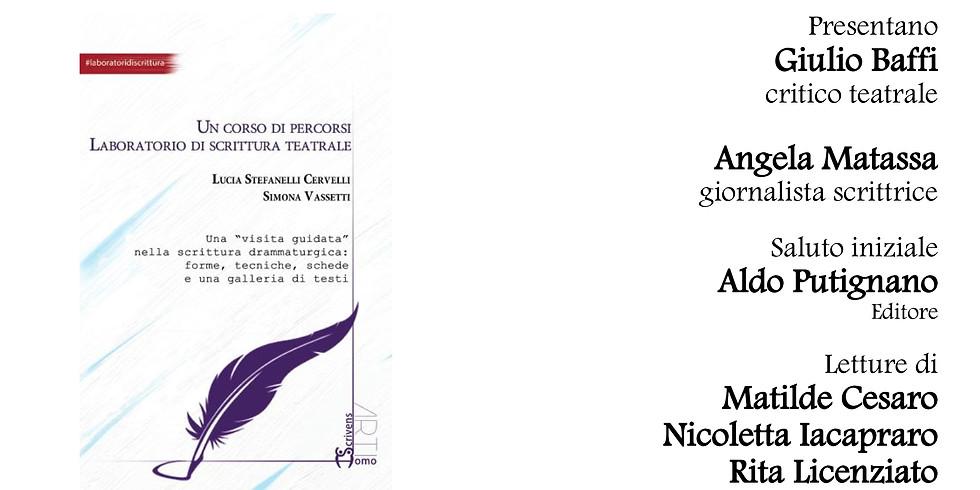 """Prima presentazione di """"Un corso di percorsi"""" al Teatro Bellini di Napoli"""