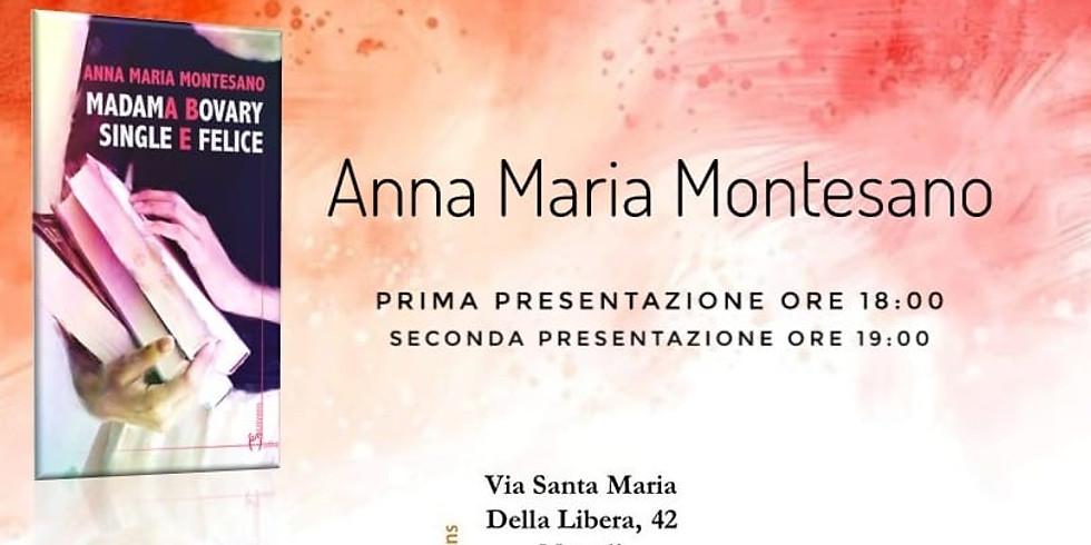 Incontri d'autore - Anna Maria Montesano