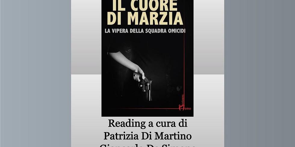 """Francesco Di Domenico presenta """"Il cuore di Marzia"""" ad Aversa"""