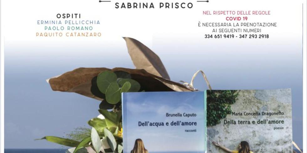 Brunella Caputo e Maria Concetta Dragonetto al teatro dei Barbuti di Salerno