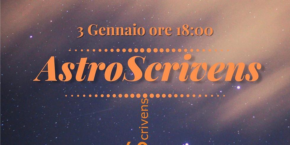 """Homo Scrivens presenta """"AstroScrivens"""""""