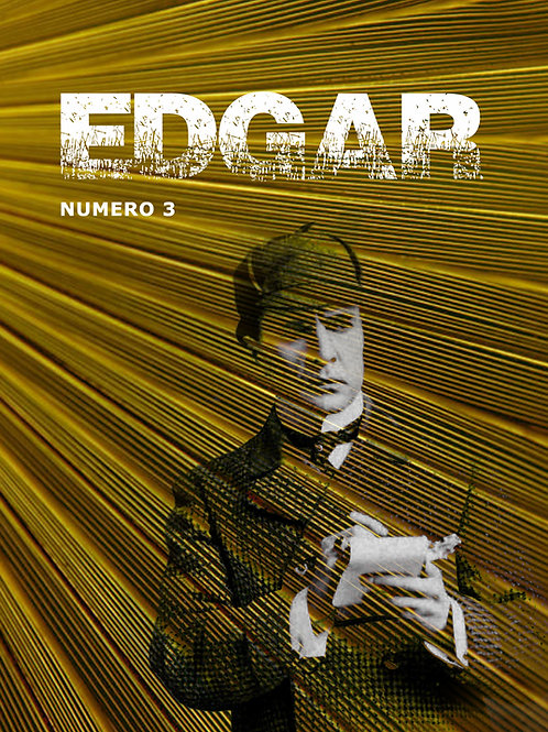 EDGAR - La rivista letteraria. Numero 3
