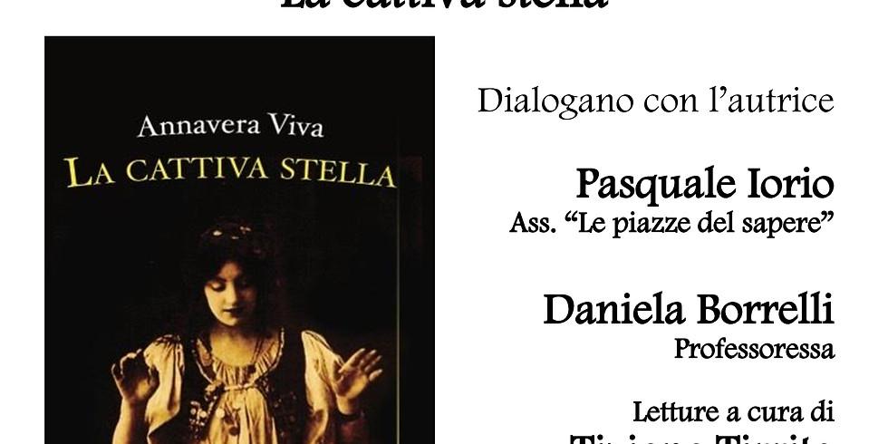 """Annavera Viva presenta """"La cattiva stella"""" a Caserta"""