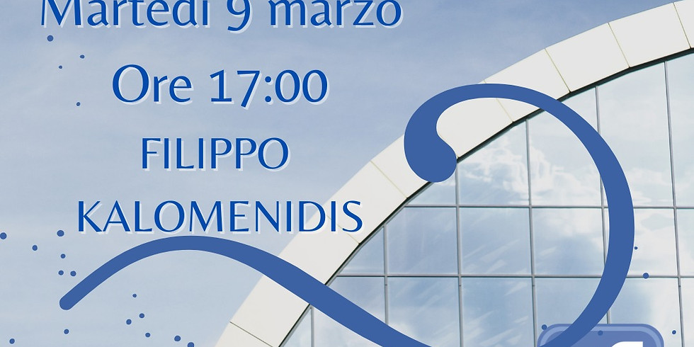 """Filippo Kalomenidis presenta """"La direzione è storta"""" sulla pagina facebook di Homo Scrivens"""