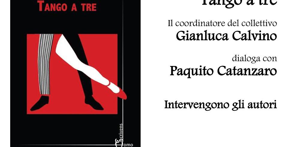 """Prima presentazione di """"Tango a tre"""", il nuovo libro del Gruppo 9"""