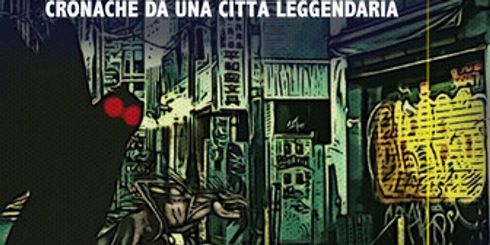 "Giancarlo Marino presenta ""Folkville"" alla libreria Wojtek di Pomigliano D'Arco (NA)"