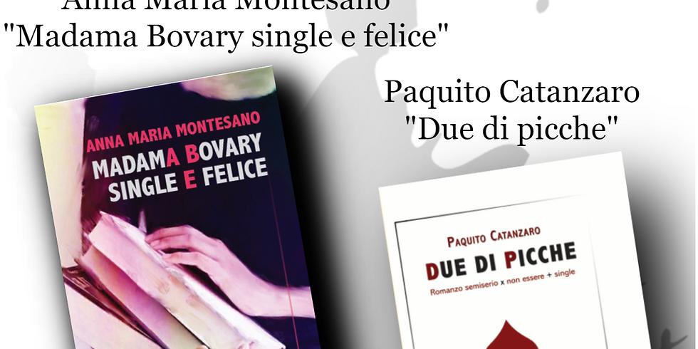 """Anna Maria Montesano e Paquito Catanzaro ospiti di """"in-Chiostro"""""""